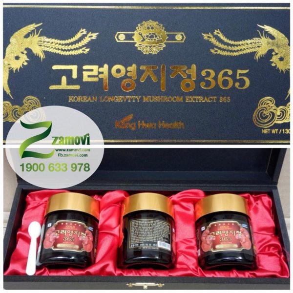 Cao Linh Chi Đỏ Hàn Quốc