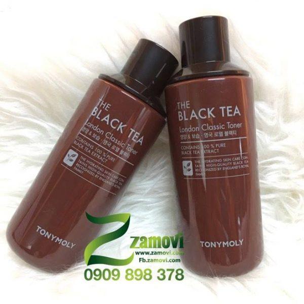 Toner trà đen
