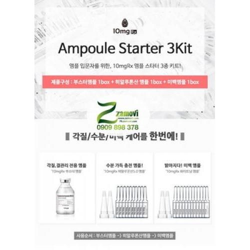 Set Kit 3 tế bào gốc