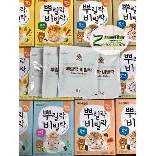 Gia vị rắc cơm Miznco Hàn Quốc