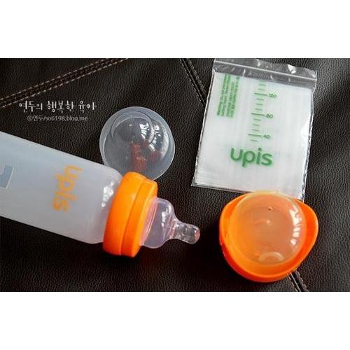 Bình sữa UPIS có túi thay dùng 1 lần