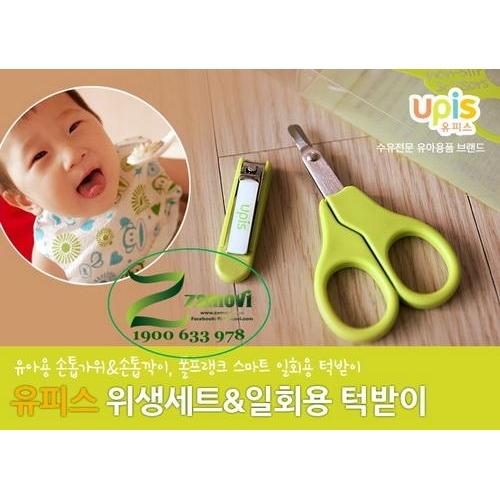 Bộ cắt móng UPIS cho bé