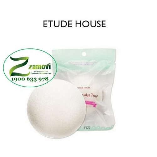 Bông rửa mặt Etude House