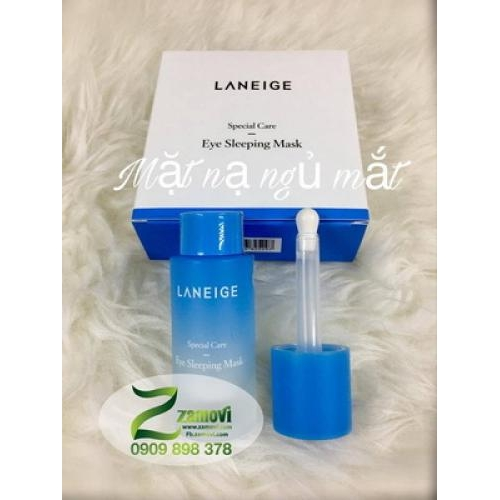 Mặt nạ ngủ mắt Laneige