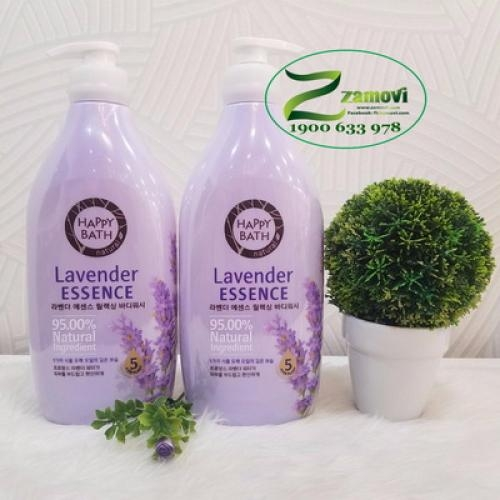 Sữa tắm Happy (Lavender)