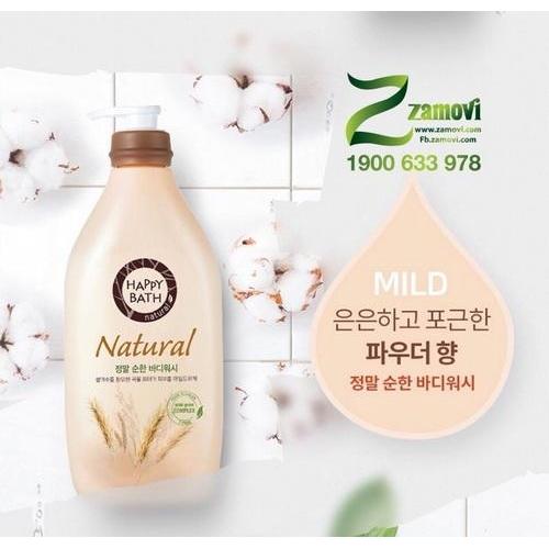 Sữa tắm Happy (Natural)