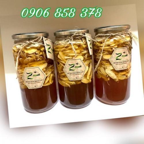 Sâm tươi Hàn Quốc ngâm mật ong (1 lít)