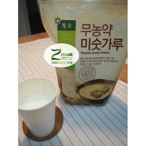 Bột ngũ cốc dinh dưỡng CHUNGO Hàn Quốc