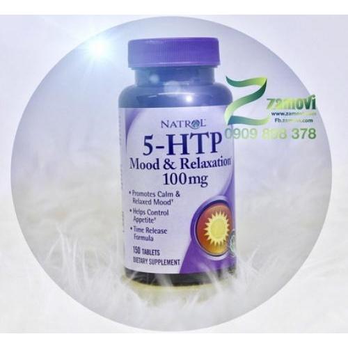 Viên uống Natrol 5-HTP