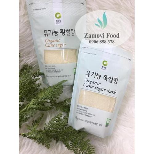 Đường Mía Organic Hàn Quốc
