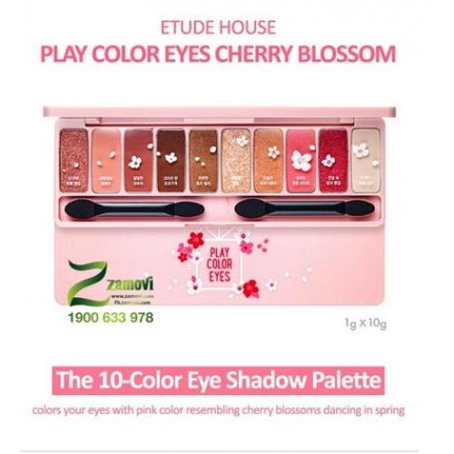 Phấn mắt Etude House 10 màu