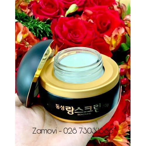 Kem Dưỡng Trắng Da, Đặc Trị Nám DongSung Rannce Cream 70g
