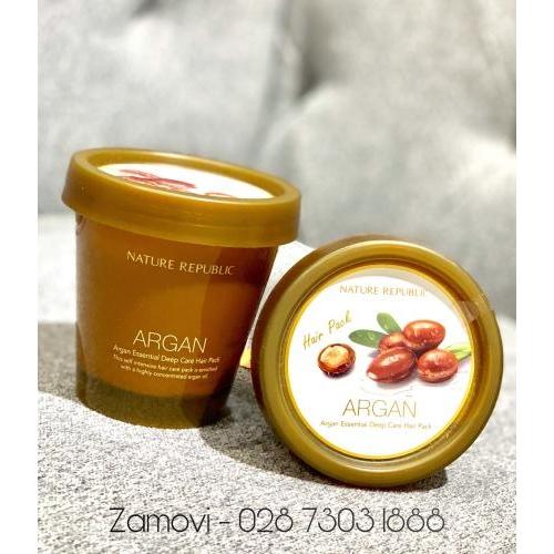 Mặt nạ ủ dưỡng tóc Argan 200ml
