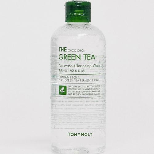 Tẩy trang dạng nước The Chok Chok Green Tea Cleansing Water