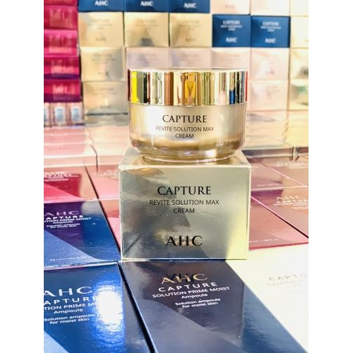 KEM DƯỠNG AHC VÀNG CAPTURE REVITE SOLUTION MAX CREAM