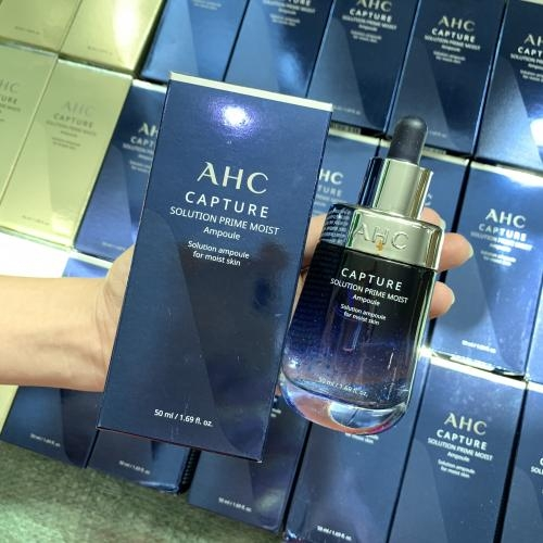 SERUM AHC XANH CẤP ẨM CAPTURE REVITE SOLUTION MAX AMPOULE
